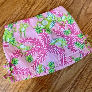 Lilly Pulitzer Toddler Skort / Skirt - Size 2T
